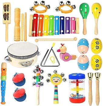 Conjunto De Juguete Niños poco pianista micrófono buena música grandes características de gran Navidad Juguete
