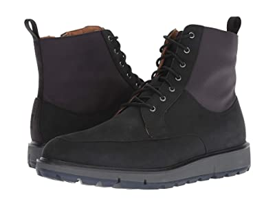 SWIMS Motion Country Boot (Black/Grey/Navy) Men