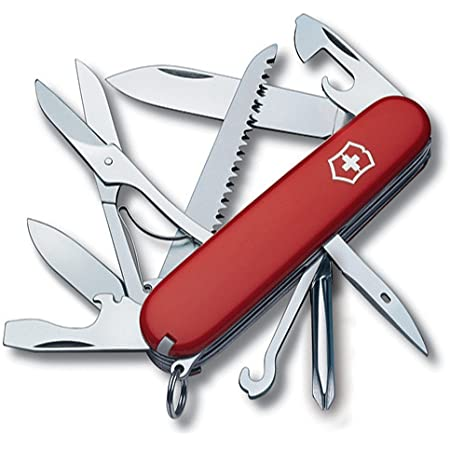 VICTORINOX(ビクトリノックス) ナイフ 防災グッズ フィールドマスター 1.4713 (旧名称:ハントマンPD)【国内正規品 保証付】