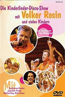 Volker Rosin - Die Kinderlieder-Disco-Show [Alemania] [DVD]
