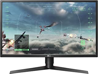 "Monitor Gamer LG 27"" Full HD LED Widescreen - 27GK750F-B.AWZ"
