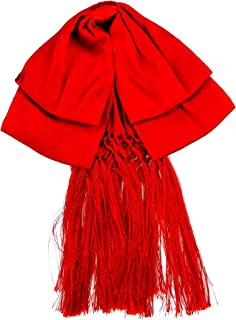 Bow tie charro Mexican party costume Color Red, Large