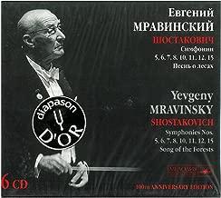 Evgeny Mravinsky Shostakovich