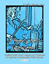 Theory for Everyone! Violin Book 1: Practical Music Theory Lessons and Worksheets for Beginning to Intermediate Violin Students
