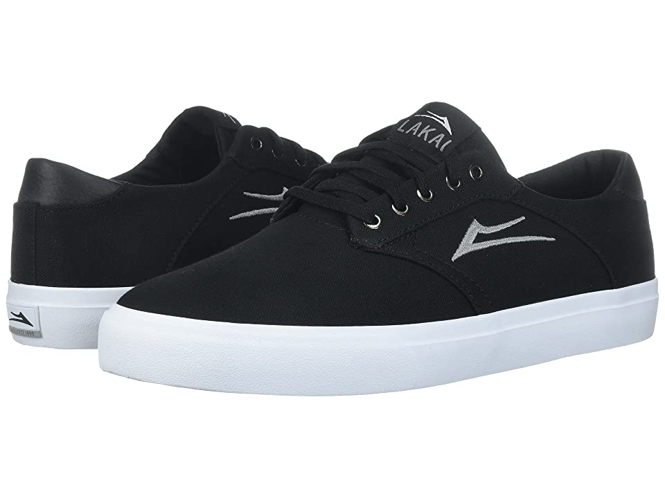 Lakai Porter (Black Canvas 2) Men