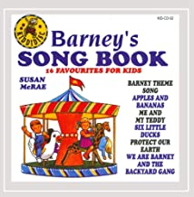 Barney's Song Book - 16 Favourites for Kids