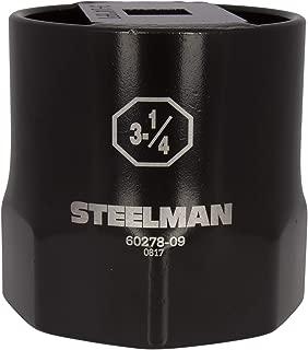 STEELMAN 60278-09 3-1/4-Inch 8-Point Locknut Socket, 3/4-Inch Drive