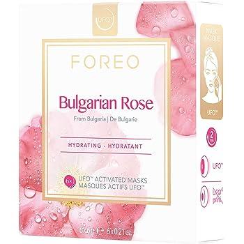 Foreo - Mascarilla Facial Hidratante Para Ufo Bulgarian Rose Foreo