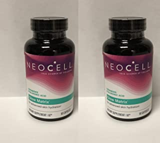 Glow Matrix Advanced Skin Hydrator Neocell 90 Caps (2 Pack)