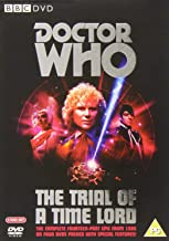 Doctor Who - The Trial Of A Time Lord 1986