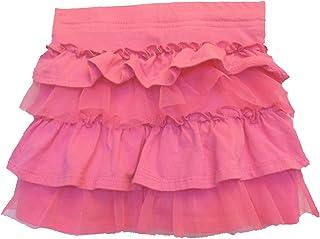 Garanimals. Toddler Girls, Pink Ruffle Skirt with under shorts - Skort