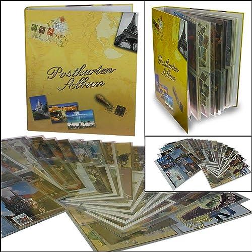 promociones de equipo Caja fuerte 7920 numimástico carpeta Post Post Post de FOTOS DIN A4 + 75 fundas no 5471=hasta 600 antiguos y nuevos postales - FOTOS  venta mundialmente famosa en línea