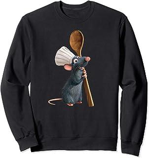 Disney Pixar Ratatouille Chef Remy with Spoon Sweatshirt