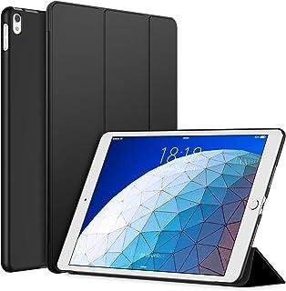 JETech Etui do iPada Air 3 (3. generacja 2019), etui ochronne z funkcją stojaka i funkcją automatycznego uśpienia/budzeni...