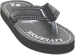 Men's Soft Light Weight Summer Shower Beach Flip Flop Thong Indoor Out Door Slippers Sandals