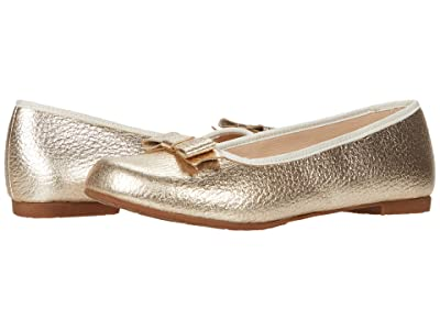 Elephantito Camille Flats (Toddler/Little Kid/Big Kid) (Gold 1) Girls Shoes
