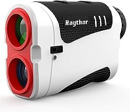 جهاز محدد المدى Raythor Pro GEN S2 Golf Rangefinder، جهاز محدد المدى بالليزر مع جهاز استشعار رقمي ومفتاح ميل مادي، مسح مست...