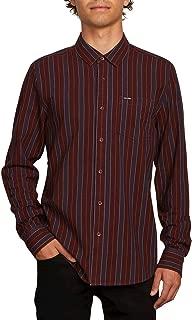 Men's Clasher Long Sleeve Button Up Shirt