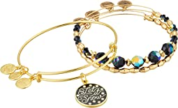 Alex and Ani - Let It Snow Set Of 3 Bracelet