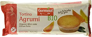 Germinal Bio Tortino Agrumi senza Glutine, 180g