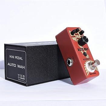 Banda para DJ Wah Pedal para Guitarra wah Pedal Pedal de Efecto de Guitarra Multi wah