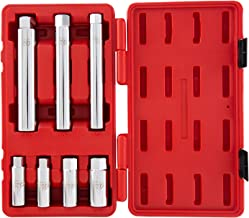 Sunex 8845 3/8-Inch Drive Spark Plug Socket Set, CR-V, 7-Pieces