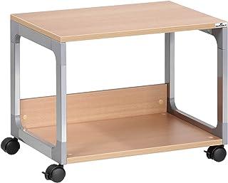 Durable 3710-124 Mueble y Soporte para impresoras Marrón,