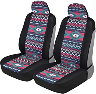 saddle blanket seat covers with pockets