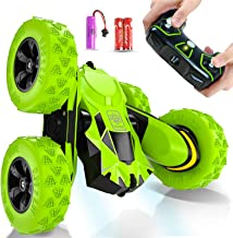 Joyjam RC Stunt Car Toys for 6-12 Year Old Boys 4WD Off Road Truck 2.4Ghz Rechargeable..