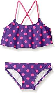 Kanu Surf girls Karlie Flounce Bikini Beach Sport 2-Piece Swimsuit Two Piece Swimsuit