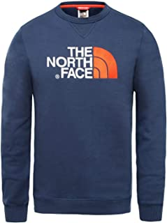 d9baa5efac The North Face Drew Peak Crew Pull Homme