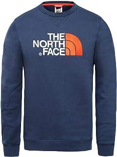 e1c6128bce The North Face Drew Peak Crew Pull Homme