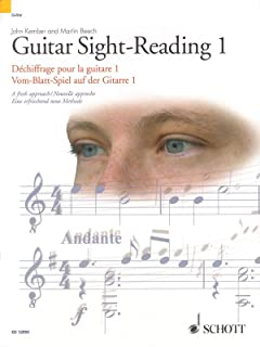 Guitar Sight-Reading 1 Vol. 1: A Fresh Approach
