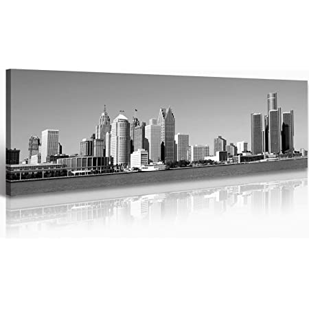 Architecture Modern High-Rise Building Canvas Print Poster Picture Wall Decor