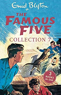 The Famous Five Collection 7