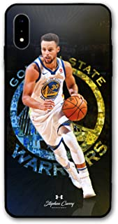 SUPTIIN iPhone XR Case,Basketball Star Protective Shockproof Anti-Scratch Soft Bumper Cases