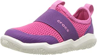 Crocs Unisex Kids Swiftwater Easy-on Shoe