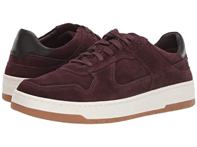 Vince Mayer-2 (Deep Orchid Suede) Men