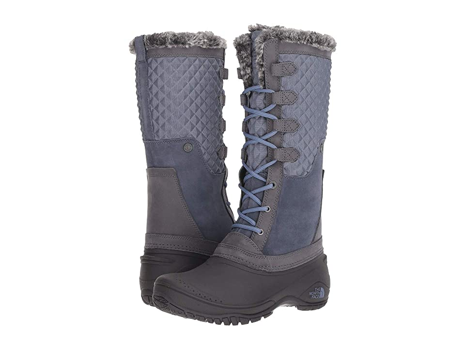 The North Face Shellista III Tall (Grisaille Grey/Tempest) Women