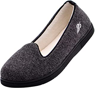 Image of Lightweight Memory Foam House Slippers for Women - See More Colors