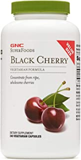 gnc tart cherry juice concentrate