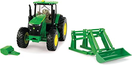 ERTL John Deere 7270R Tractor with Removable Loader Vehicle