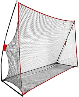 Dacyflower Golf Training Net, Portable Golf Net Folding Practice Net, Anti-Rebound Ball Net, Double-Sided Protective Net Design, for Outdoor Sports, Anti-Strike