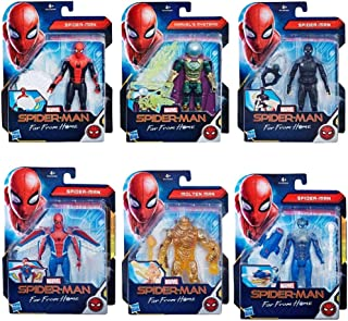 Hasbro Spider Man Figure , 6 Inch ASST