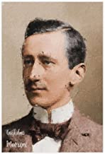 Guglielmo Marconi Poster Signed Portrait Canvas Wall Art Decor Print Picture Paintings for Living Room Bedroom Decoration ...