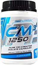 BEST WEIGHT GAIN TABLETS — CM3 1250 x 360 capsules — Best Tri Creatine Malate Estimated Price : £ 22,49