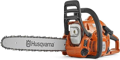 """popular Husqvarna 120 II 16"""" sale Gas Chainsaws, sale Orange sale"""