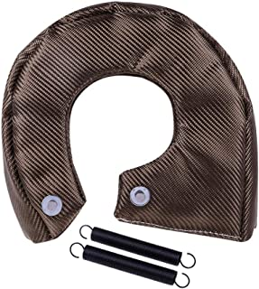 Simplylin Tur-bo Shield Tur-bo Blanket Stainless Steel Net Inside with Fastener Springs (A)