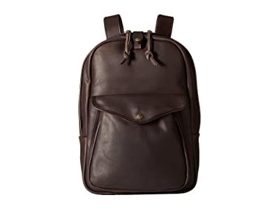 Filson Weatherproof Journeyman Backpack (Sierra Brown) Backpack Bags