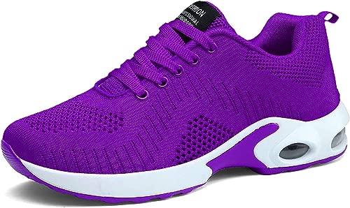 CASMAG Damen Casual Laufschuhe Ultra Lightweight Turnschuhe Athletic Walking Schuh Jogging Fashion Sport Schuhe